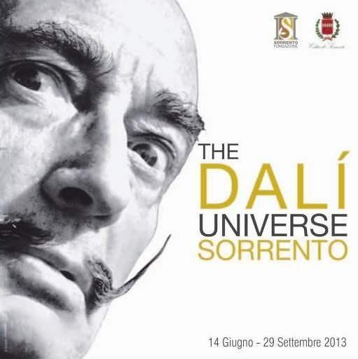 THE DALÍ UNIVERSE SORRENTO Dal 14 giugno al 29 settembre 2013 a Villa Fiorentino - Sorrento