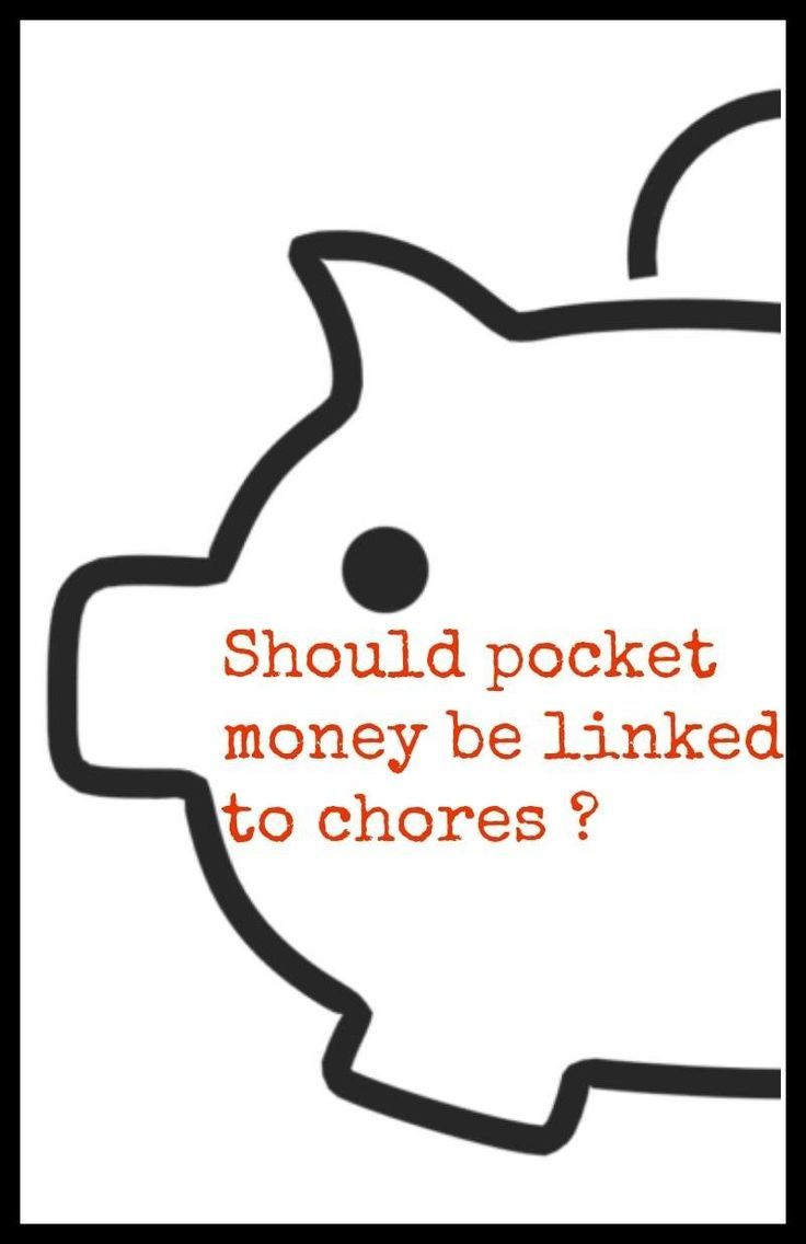 Should pocket money be linked to chores? Do you give pocket money ? Do you think kids need to earn it. Click through to have a look at what I think about this