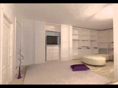 Amenajare Dormitor principal si dressing   design si executie