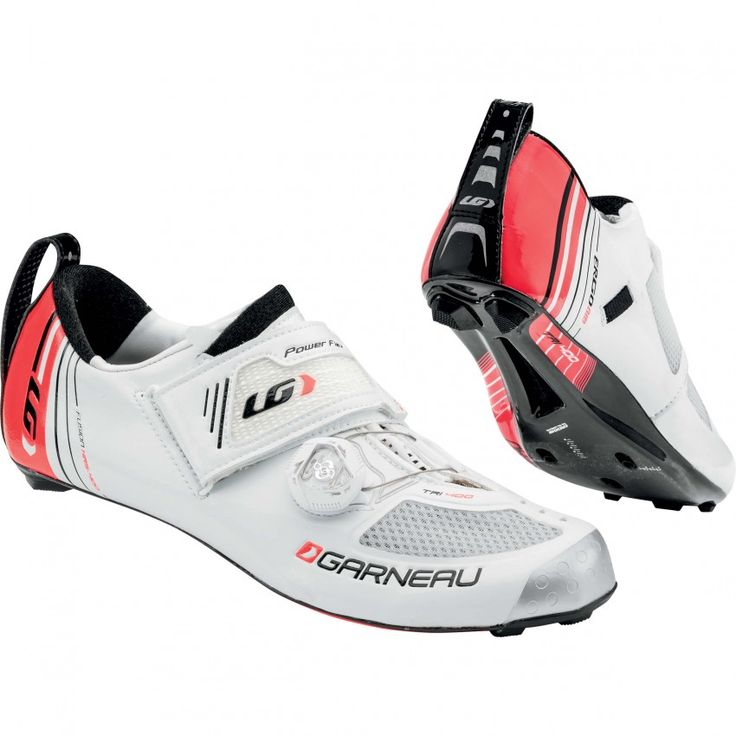 WOMEN'S TRI-400 TRIATHLON SHOES Triathlon shoes reach a new level of performance and comfort with the TRI-400 shoes.