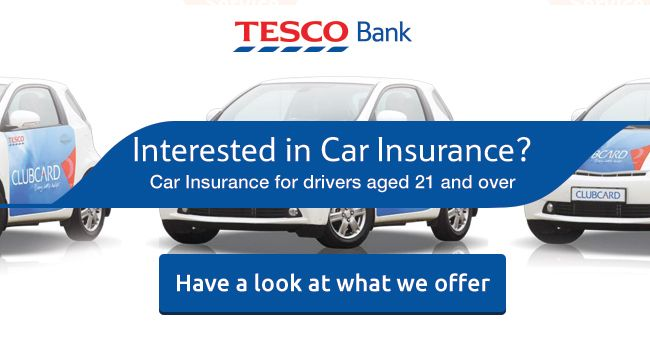 Wide range of features and benefits that all come as standard. Tesco Bank Car Insurance is arranged and administered by Tesco Bank and is underwritten by a select range of insurers.