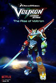 Voltron: Legendary Defender (TV Series 2016– ) - IMDb