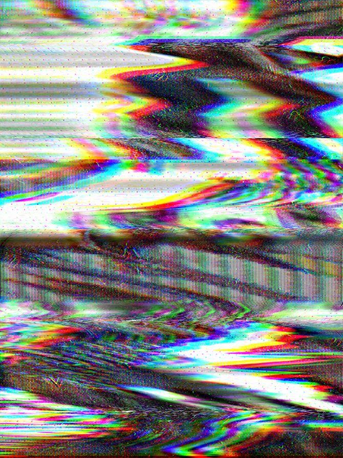 YOSHI SODEOKA: DISTORION I