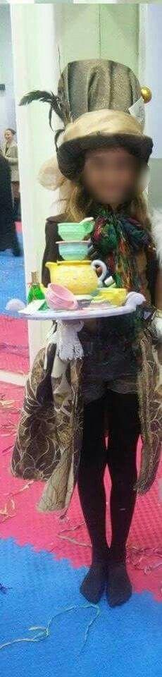Madhatter costume totally handmade