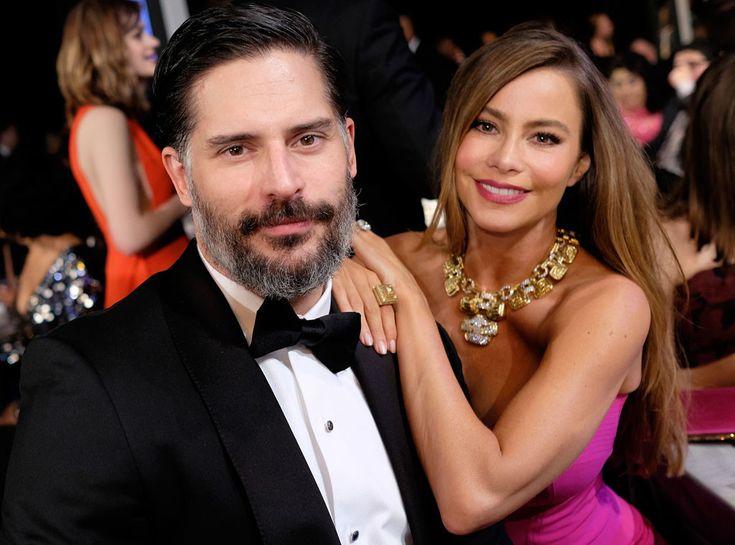 Sofia Vergara & Joe Manganiello from SAG Awards 2016: Candid Moments | E! Online