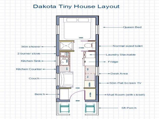 Super Insulated Custom Tiny House Cedar Sided Rv R 38 By