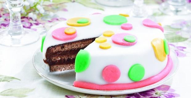 yummy cake :) inspiration how to make something creative :)