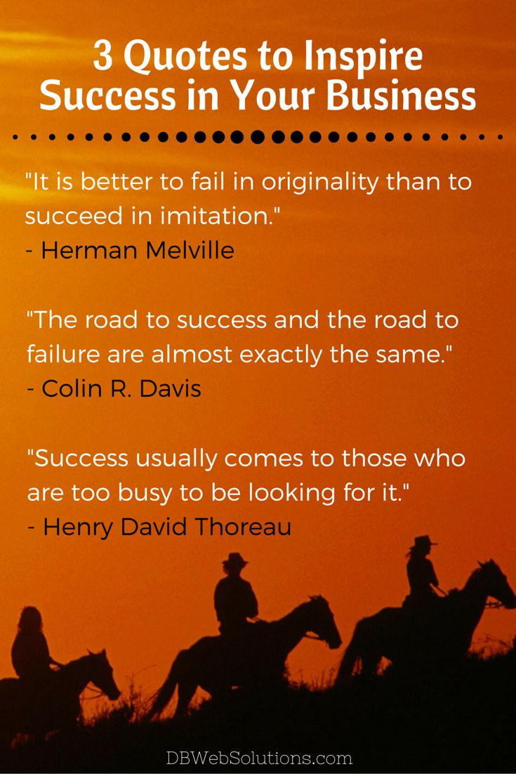 3 Quotes to Inspire Success in Your Business  #Quotes #Inspire #Success #Business #Failure