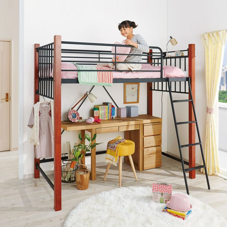 ニトリ?IKEA?ロフトベッドはどこで買う?|2段ベッド・システム ...
