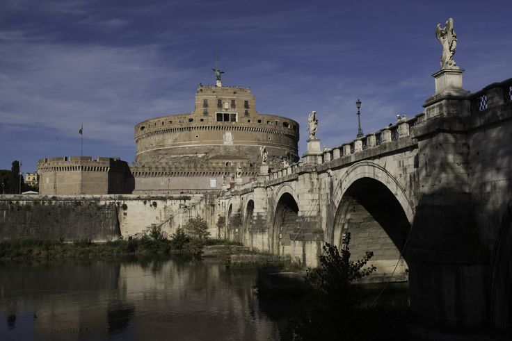 https://flic.kr/p/BtjApq   Castel Sant'Angelo
