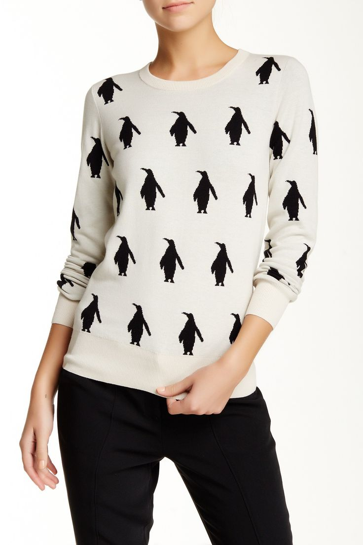 French Connection | Penguin Sweater | Nordstrom Rack