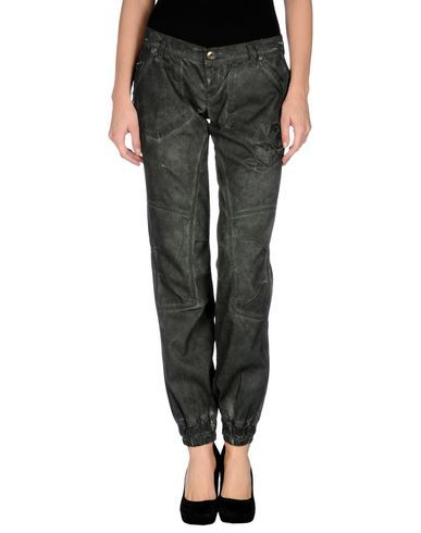 #Take-two pantalone donna Verde scuro  ad Euro 39.00 in #Take two #Donna pantaloni pantaloni