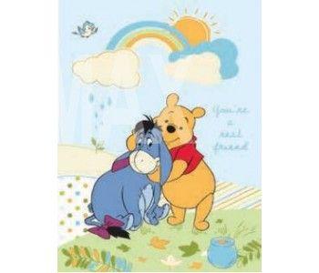 Παιδικό Χαλί Disney Winnie 317
