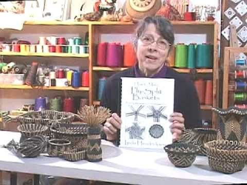 """""""How to Make Ply-Split Baskets"""" - YouTube"""