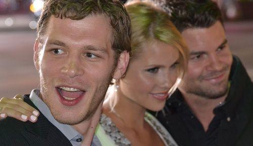 Joseph, Claire, Daniel