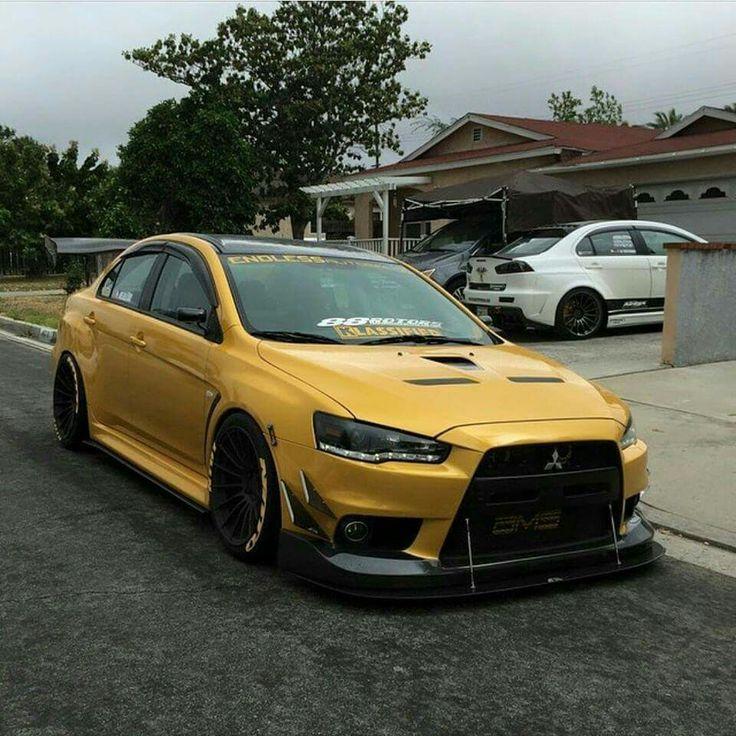 Beau Mitsubishi