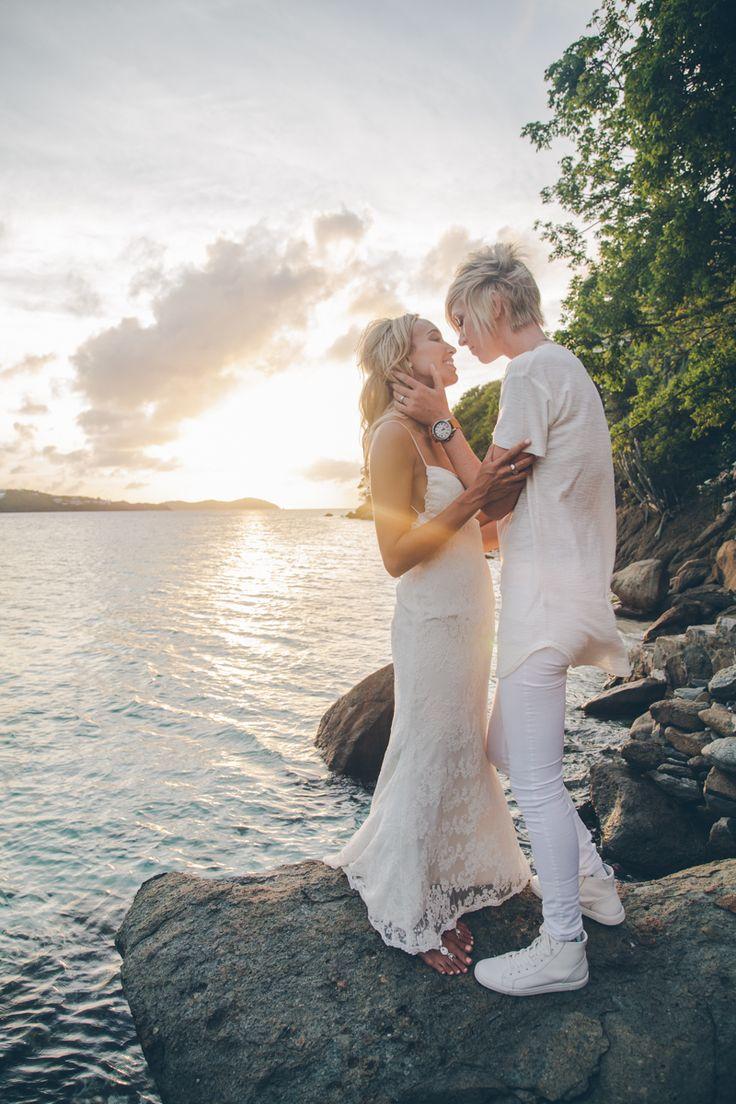 969 Best Lesbian Wedding Images On Pinterest Lesbian Wedding