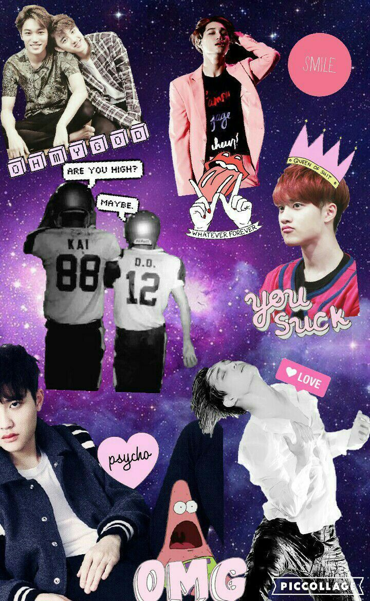 Wallpapers! - Fondo Kaisoo (EXO) - Wattpad