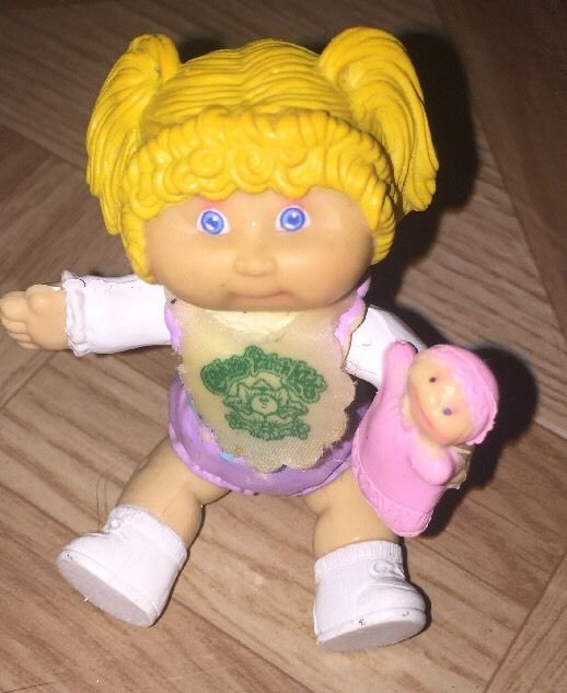 1984 Toys For Girls : Best images about cabbage patch kids on pinterest