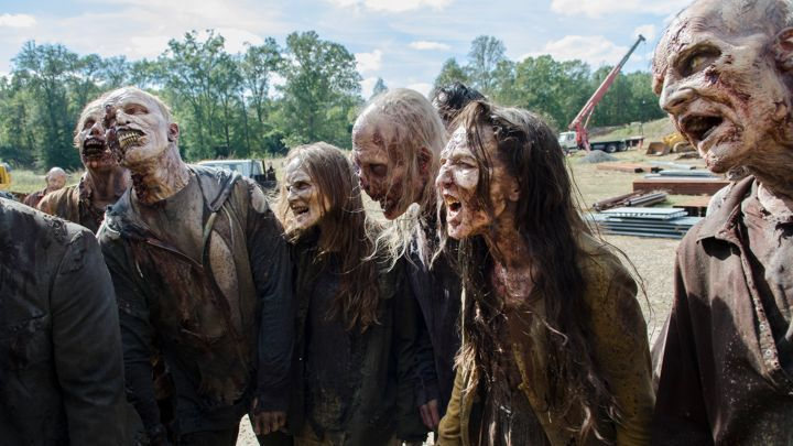 From Romero to 'Walking Dead': A Brief History of Zombies in Pop Culture  Read more: http://www.rollingstone.com/movies/news/from-romero-to-walking-dead-a-brief-history-of-pop-culture-zombies-20150819#ixzz3jJPc8M5i Follow us: @rollingstone on Twitter | RollingStone on Facebook