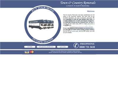 Town & Country Removals - Hatfield