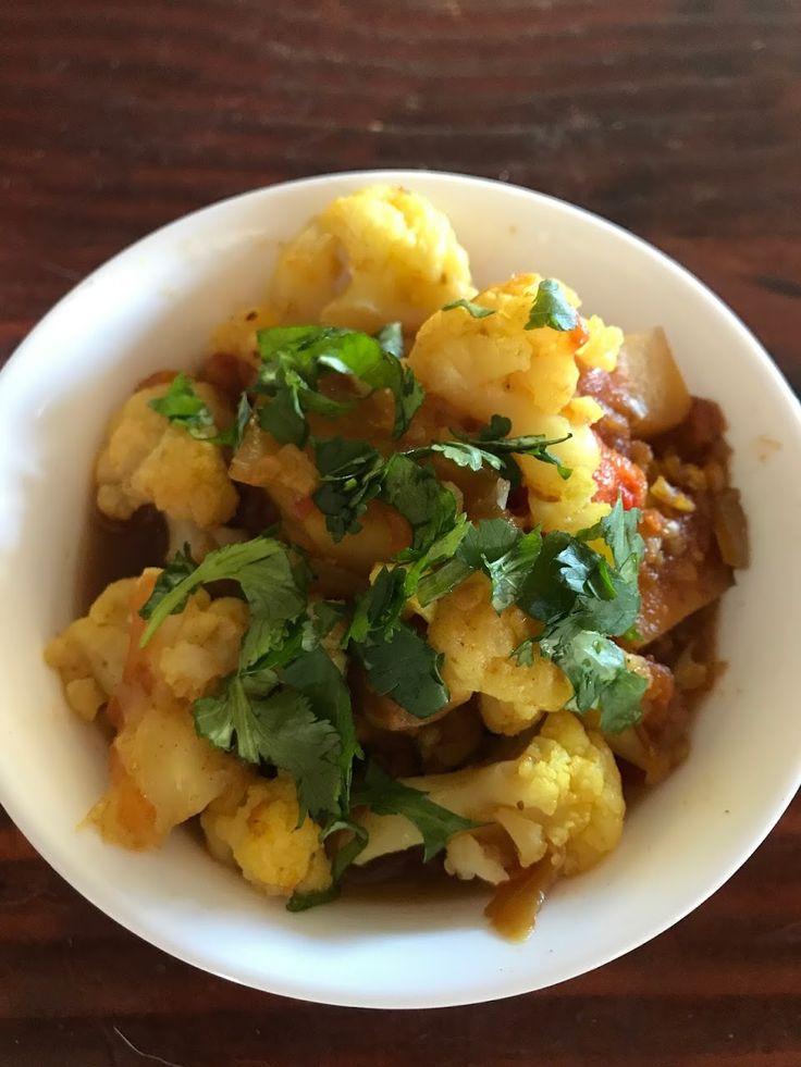 Curry seco de coliflor y papas Podemos servir este plato como un acompañamiento aunque preferentemente se toma como un plato de fondo Para 6 porciones ... - Pamela Palma - Google+