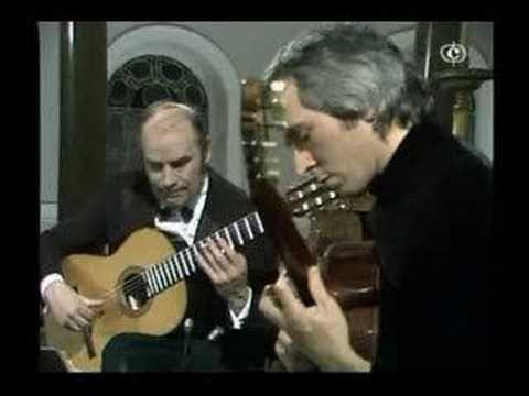 "John Williams & Julian Bream: Granados ""Danza Espanola no. 1"