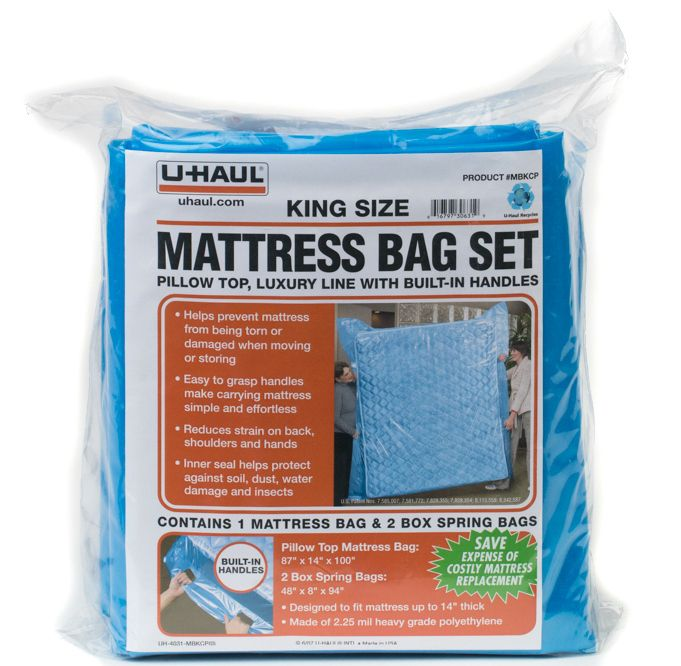 Carry Pro Mattress Bags Set Moving Supplies Moving Hacks Packing Home Buying Tips