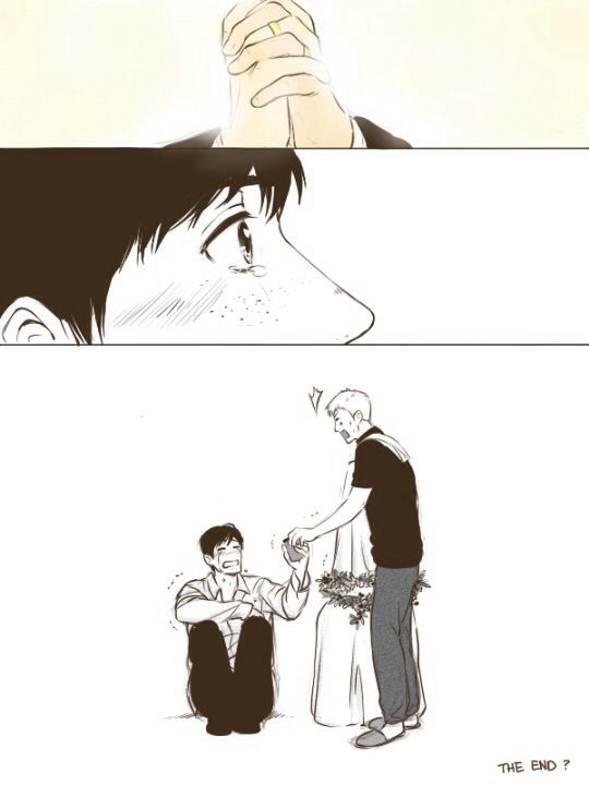 """Attack on Titan ~~ """"The Start of Something Good"""" :: Jean x Marco ( 2 of 2 )"""