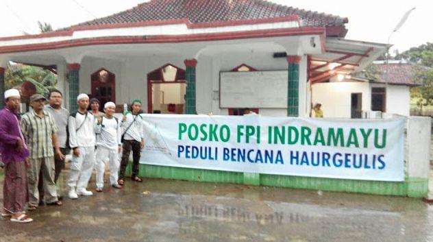 Secepat Kilat FPI Tanggapi Bencana Puting Beliung Indramayu Netizen: Banser Kemana?