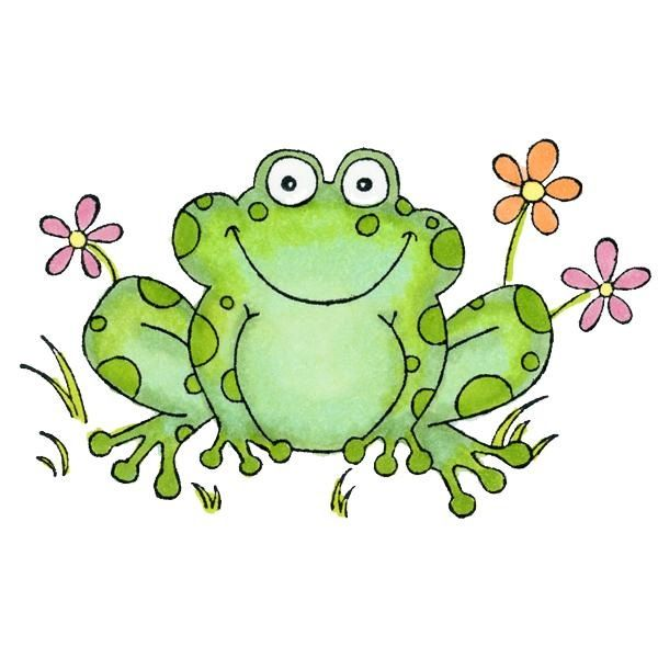 17 Best images about Frog's Clipart on Pinterest | Folk art, The ...