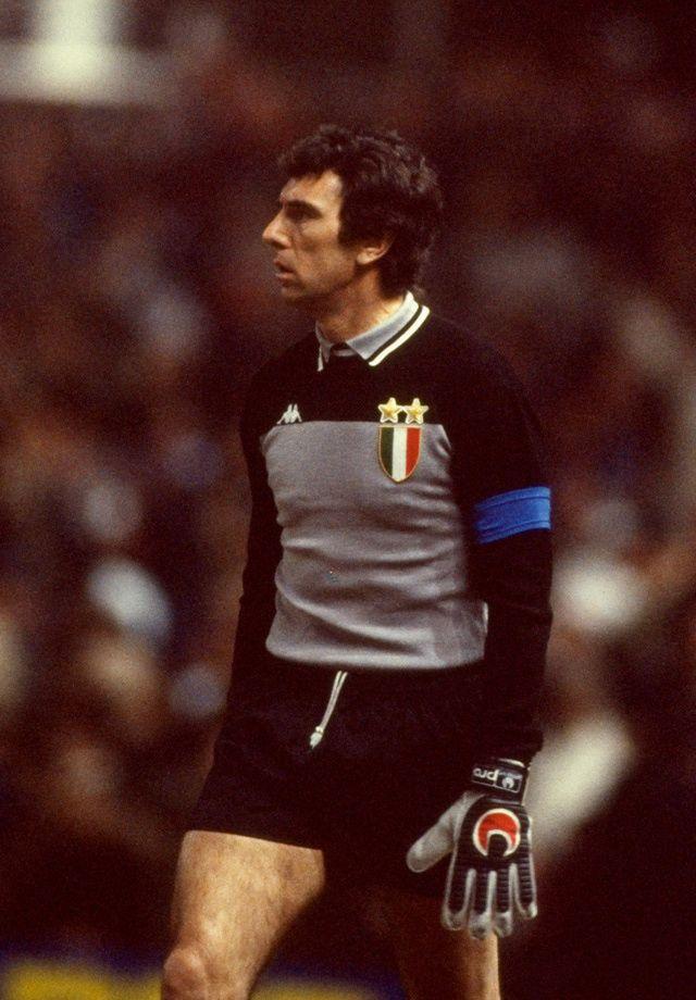 Los 10 mejores arqueros de la historia: Dino Zoff