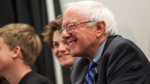 Despite What Corporate Media Tells You, Bernie Sanders' Positions Are Mainstream | BillMoyers.com