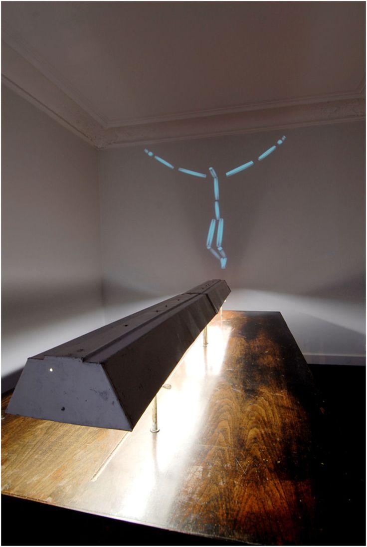 Christ mourant / the Dying Christ, Digital Art by Antoine Schmitt