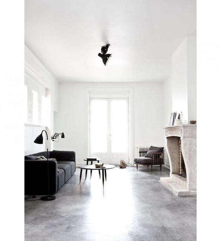 Die besten 25+ nordisches Wohnzimmer Ideen auf Pinterest - wohnzimmer skandinavischer stil