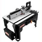 Craftsman Router Table (24 x 14 in) with Folding Legs