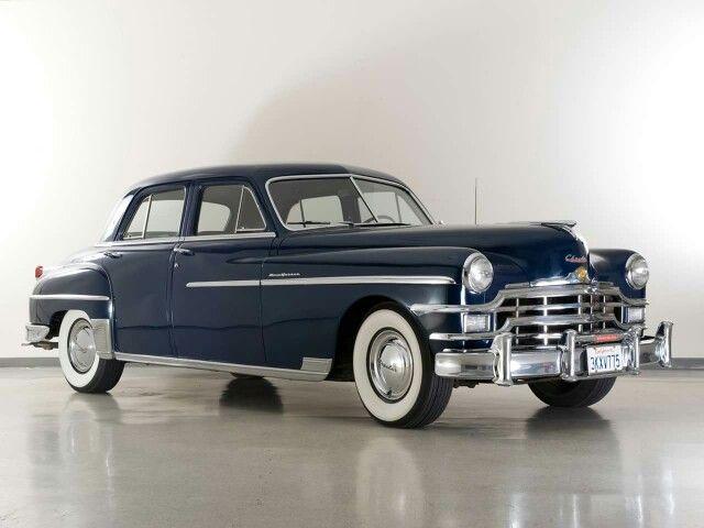 1949 Chrysler New Yorker 4-Door Sedan