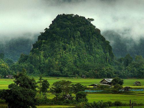 cornersoftheworld: Vang Vieng, Laos