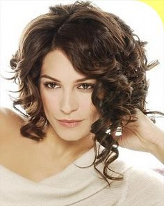 curly bob haircuts 2015 - Google Search