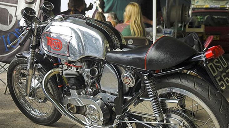 Café Racers – The Early Years
