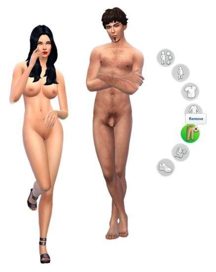 Nude Skins For Sims 51