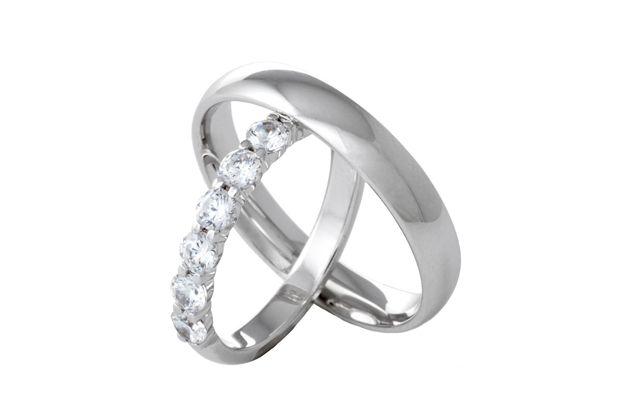 Snubní prsteny - model č. 332/04