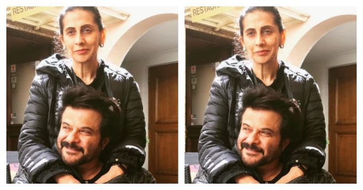 Anil Kapoor And Wife Sunita Are Celebrating 33 Years Of Marriage, And We Can't Even Find A Tinder Date http://indianews23.com/blog/anil-kapoor-and-wife-sunita-are-celebrating-33-years-of-marriage-and-we-cant-even-find-a-tinder-date/