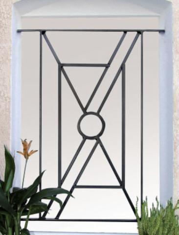 Grille de défense Octune sur-mesure, Volets et protections de fenêtre, Grilles de défense | Caseo
