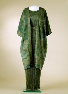 Ensemble, Mariano Fortuny, end of the 1920's. Nasjonalmuseet, Norway.