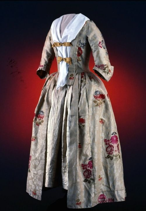 24 best 1770\'s English Gown Inspo images on Pinterest   18th century ...
