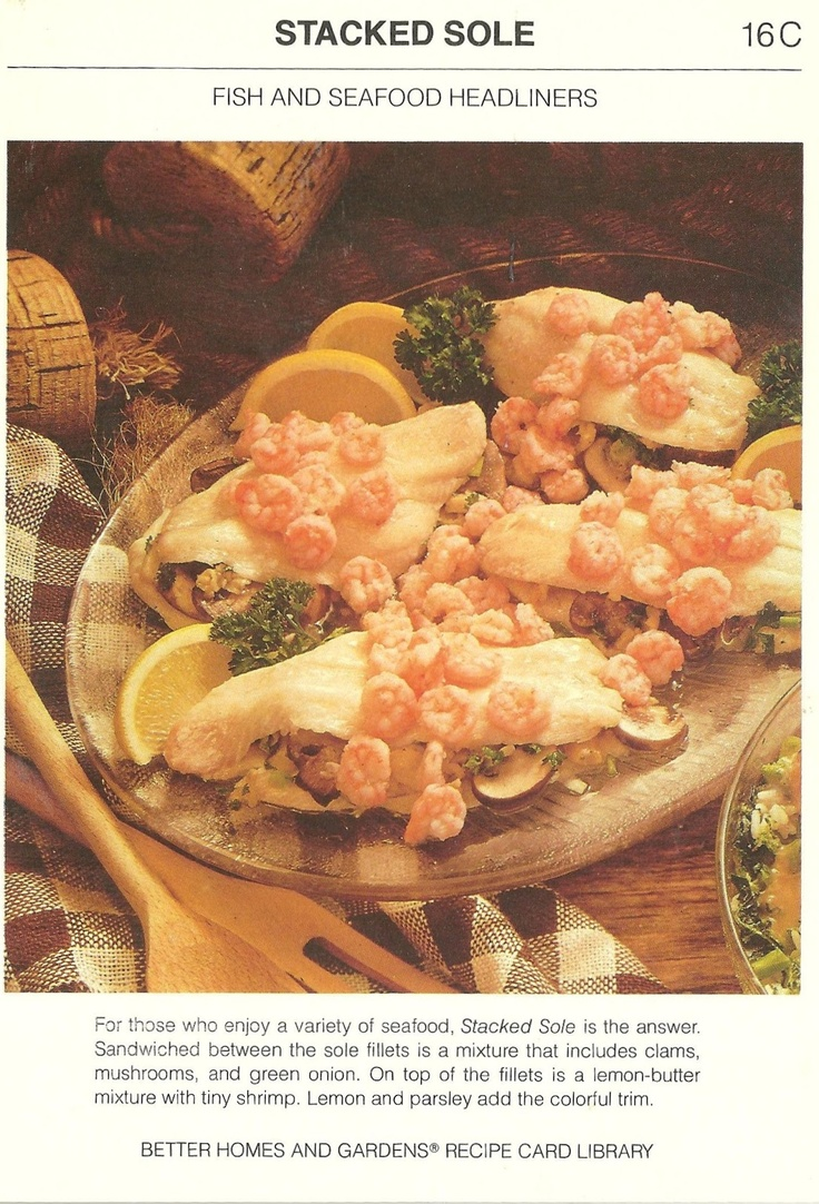 Mejores 489 imgenes de vintage food cards en pinterest comida that sole is stacked with what looks like warts growing out of it forumfinder Images