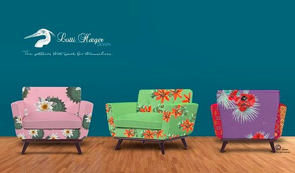 Go out there and dare, never forget to have a touch of fun in your home/sal y atrévete, nunca olvides el toque de diversión en tu casa #lottihaeger #art #arquitectura #architecture #colorful #color #colors #colour #designer #design#decoration # fabrics #home#homedesign# interior#interiordesign #homedecor #inredning #merakiudiseño #merakiudecoracion #pattern #style #luxury #textiles #tropical #flowers