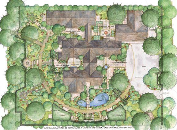 Private Home in Carmel | Arterra Landscape Architects