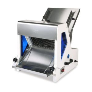 Careless use of Industrial bread slicer can be very fatal to the worker using it and the company at large, hence we urge bakery industries to adopt the following safety tips:     	Use an Industrial bread-slicing machine with safety guards/barrier